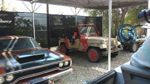 Filmautos Jurassic Park